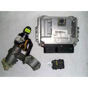 KIT pornire Hyundai Tucson 2.0CRDI 39114-27295 0281013418 EDC16C39