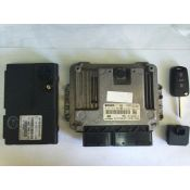 KIT pornire Hyundai I30 1.6CRDI 39113-2A411 0281017206 EDC17C08 D4FB