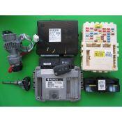 KIT pornire Hyundai IX35 1.6 39110-2BAG0 9001120019KQ MED17.9.8