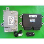 KIT pornire Mazda 6 2.0 LFH118881E E6T54472HS LFH3