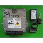 KIT pornire Nissan X-Trail 2.2DCI 23710 EQ44A 275800-2956