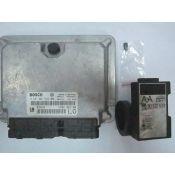 KIT pornire Opel Vectra B 2.0DTI 90569348 0281001634 EDC15M1