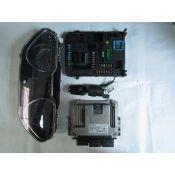 KIT pornire Peugeot 208 1.4HDI 9807886180 0281030545 EDC17C10
