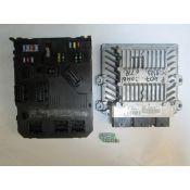 KIT pornire Peugeot 407 2.0HDI 9655534080 5WS40264C-T SID803A