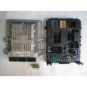 KIT pornire Peugeot 607 2.7HDI 9658198080 5WS40379A-T SID201