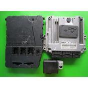 KIT pornire Renault Megane 2.0DCI 8200774670 0281012997 EDC16CP33