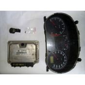 KIT pornire Seat Ibiza 1.4 6K0906032C 0261206031 ME7.5.10 AKK