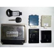 KIT pornire Toyota Yaris 1.4D4D 89661-0D171 0281011651 EDC15C9