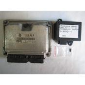 KIT pornire VW LT 2.5TDI 074906018BD 0281010638 EDC15VM+ BBF 95CP