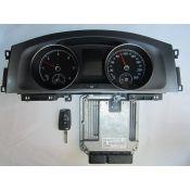 KIT pornire VW Golf7 1.6TDI 04L907309B 0281018510 EDC17C64