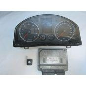 KIT pornire VW Golf5 1.6 06A906033GG 5WP40349 SIMOS 7.1A BSE