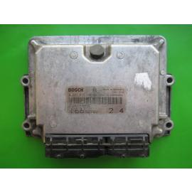 ECU Calculator Motor Alfa Romeo 166 2.4JTD 73501858 0281010340 EDC15C7 }