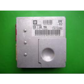 ECU Calculator Motor Alfa Romeo 145 1.6 16220289 16193492 BPRF