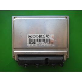 ECU Calculator Motor Audi A4 1.8 8D0907557S 0261204182 M3.8.2 ADR