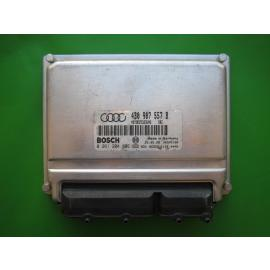 ECU Calculator Motor Audi A6 1.8 4B0907557B 0261204806 M3.8.2 AEB