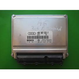 ECU Calculator Motor Audi A6 2.4 4B0907552F 0261204812 M3.8.2