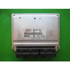 ECU Calculator Motor Audi A6 2.4 3B0907552J 0261206122 ME7.1 APZ