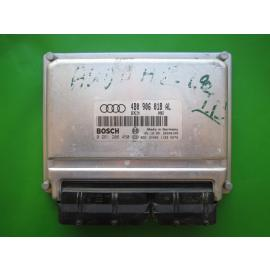 ECU Calculator Motor Audi A6 1.8 4B0906018AL 0261206450 ME7.5 ANB