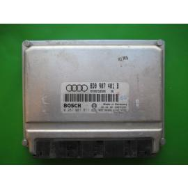 ECU Calculator Motor Audi A4 2.5TDI 8D0907401B 0281001811 EDC15M AFB